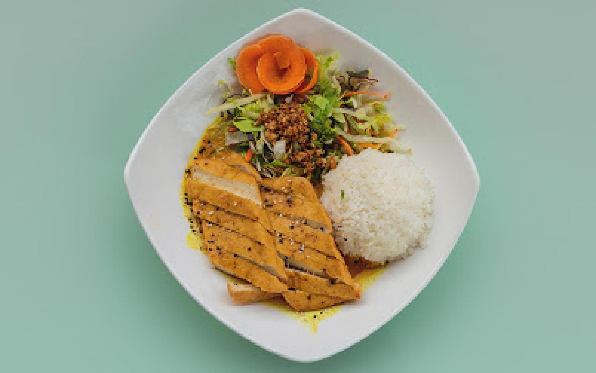 Goden Curry ToFu